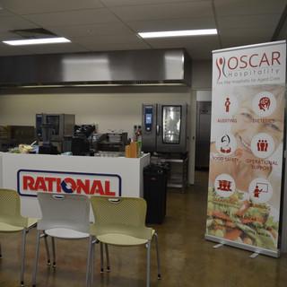OSCAR Hospitality Texture Modified Food Roadshow 2018.12