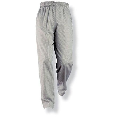 Checkered Chef Pants