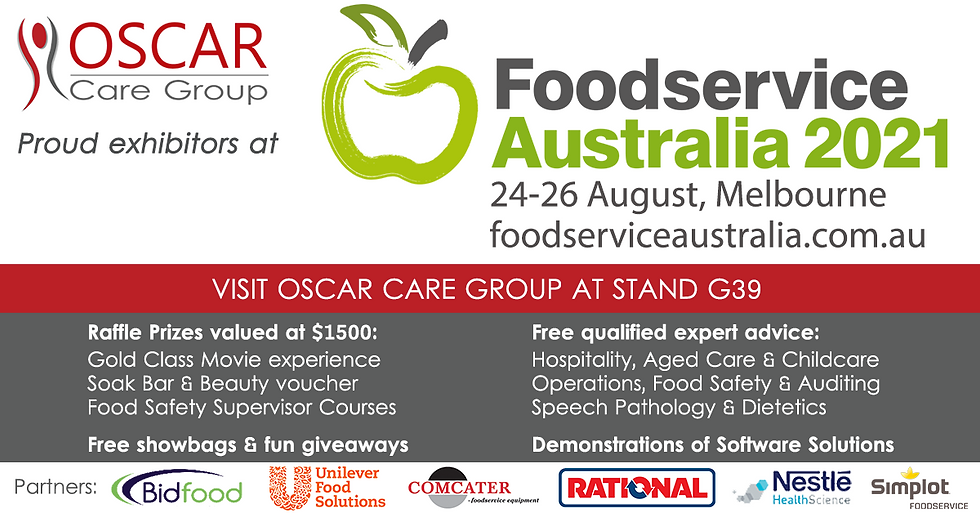 OSCAR at Foodservice Aus ad august.png