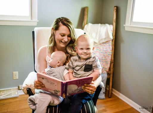 How To Do Bedtime with 2 Under 2