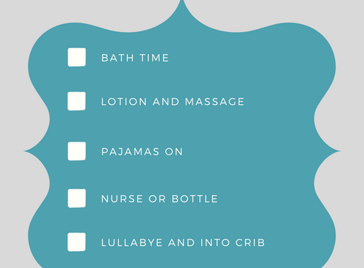 One Way to Help Your Child Start Sleeping Better TODAY - The Importance of a Bedtime Routine