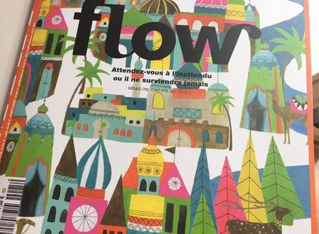 Flow numéro de mai 2018