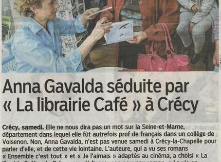 Anna Gavalda séduite... et nous aussi !