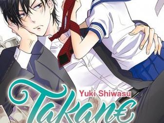 """""""Takane et Hana"""" de Yuki Shiwasu"""