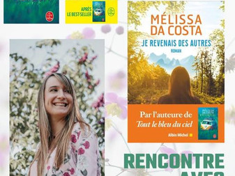 Dédicace Mélissa Da Costa