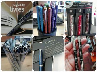 Des nouveaux stylos !
