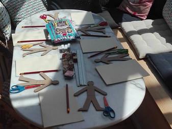 Atelier pêle-mêle