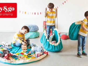 Sac à jouets & Rangement