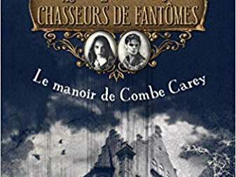 """""""Agence Lockwood & Co, Chasseurs de fantômes"""" de Jonathan Stroud"""