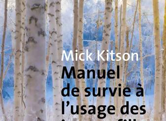 """""""Manuel de survie à l'usage des jeunes filles"""" de Mick Kitson"""