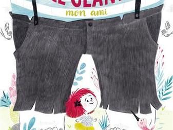 """""""Mon ami ce géant"""" d'Ingrid Chabbert et Lili la Baleine"""