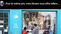 Vidéo Youtube : la librairie à l'honneur