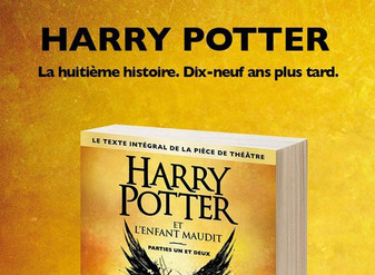 Un nouvel Harry Potter !