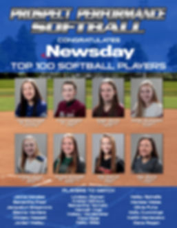 Prospect Sports Top 100 Softball Players In The News