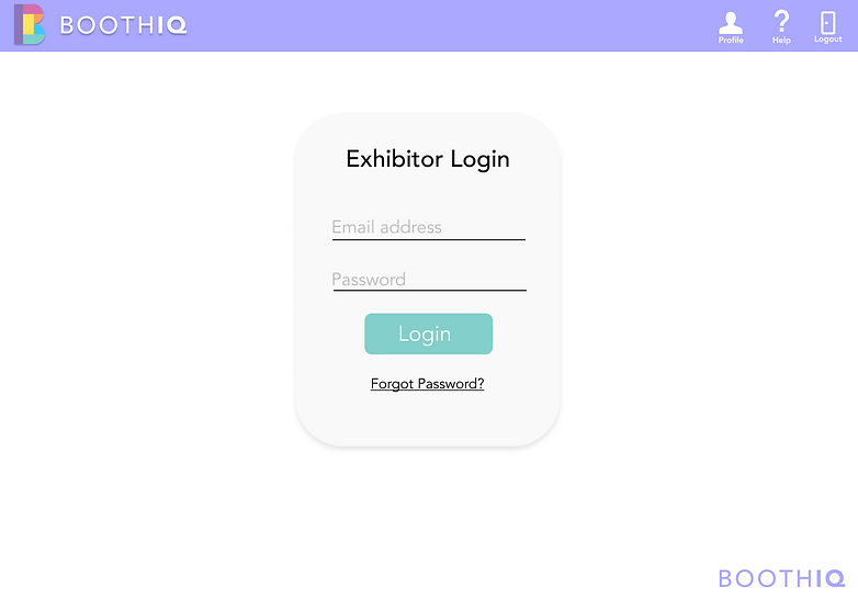 Booth IQ Login