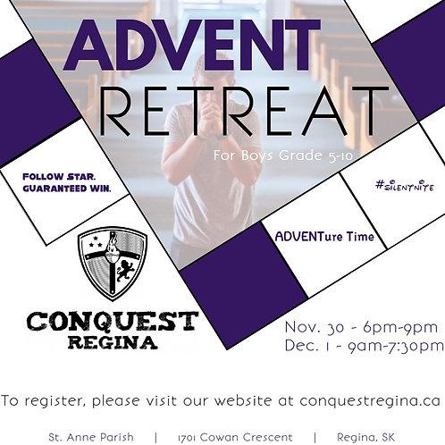 Advent Retreat 2018