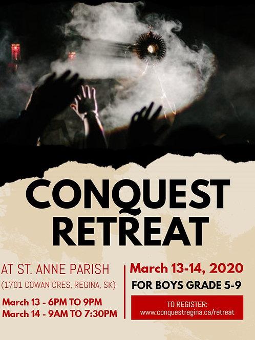 Lent Retreat 2020
