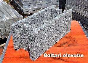 boltari elevatie bloc de elevatie