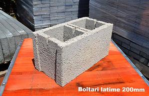 Bloc zidarie Boltari