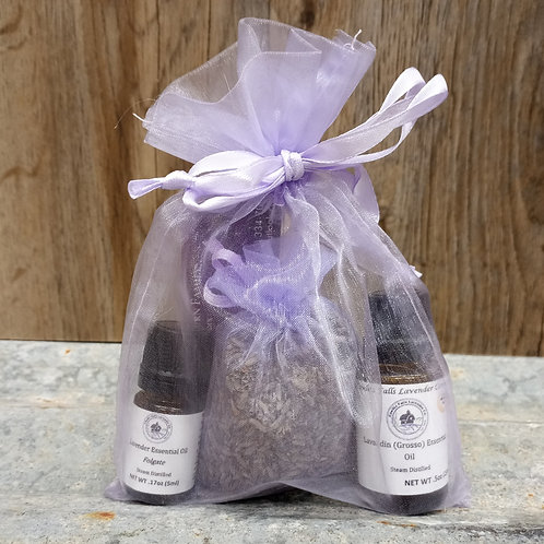 Artisan Essential Oil Gift Set