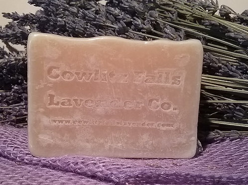 Lavender Scented Soap with Aloe