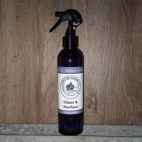 Lavender Glass & Surface Cleaner