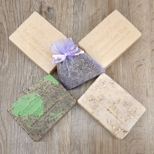 Soap Sampler Box Set