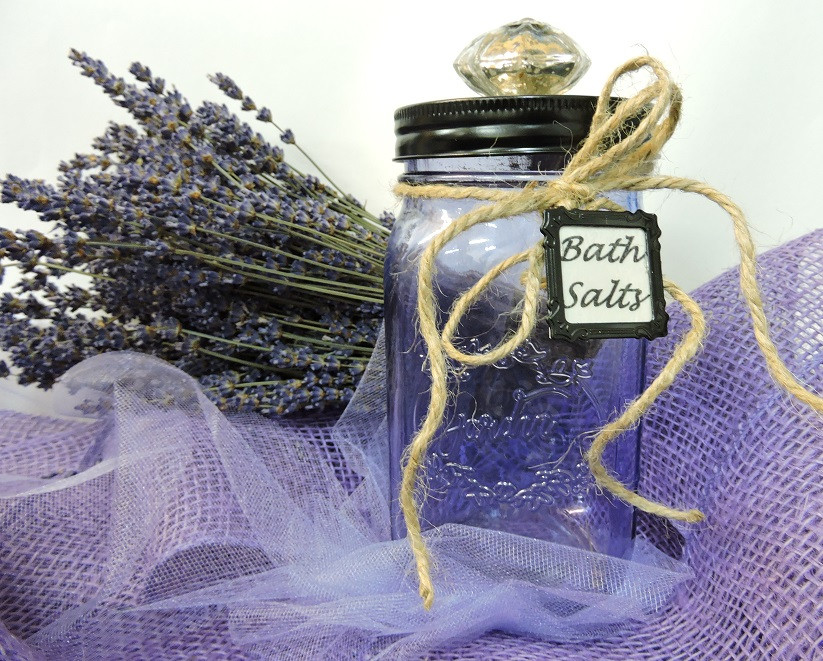 Use decorative ropes, used garden twine, or other items to futher decorate your personalized jar.