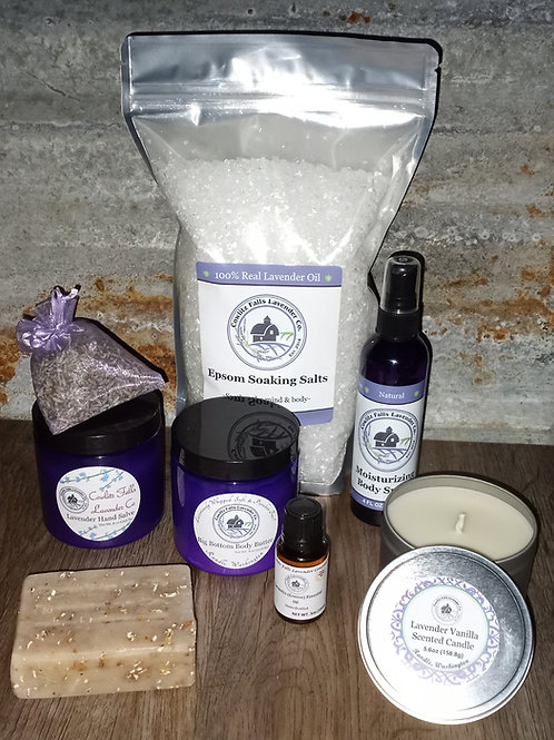 Deluxe Spa Pack