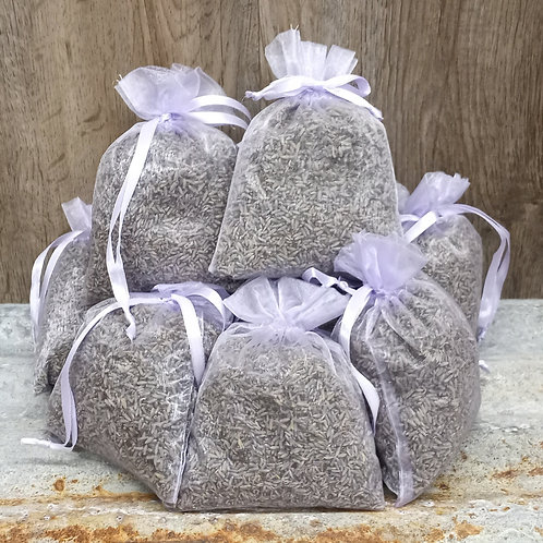 Large Lavender Sachet (10 pack)