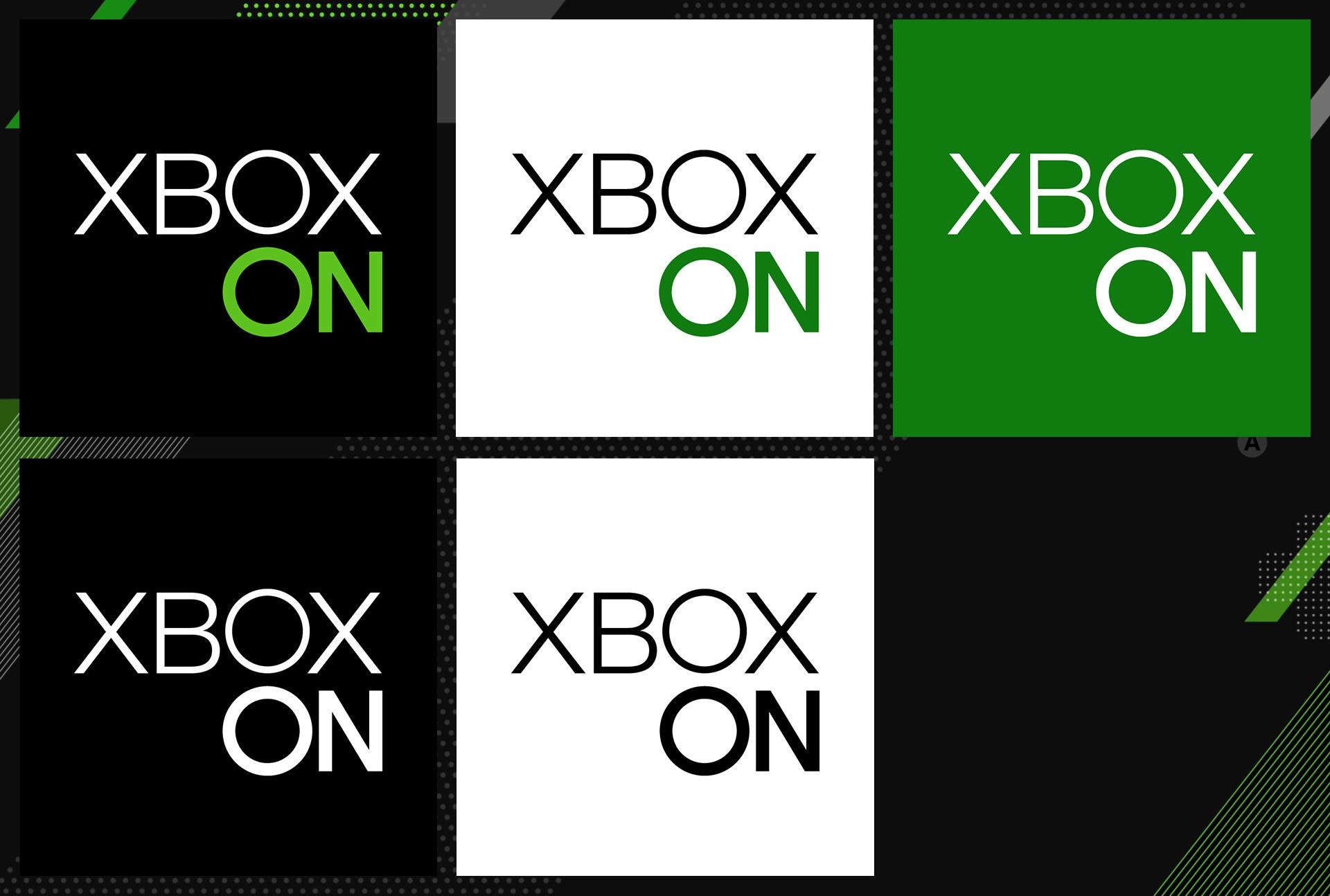 Xbox On Logos