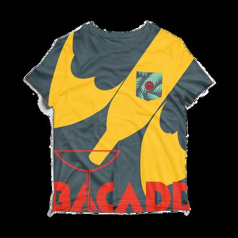 Bacardi tshirt design