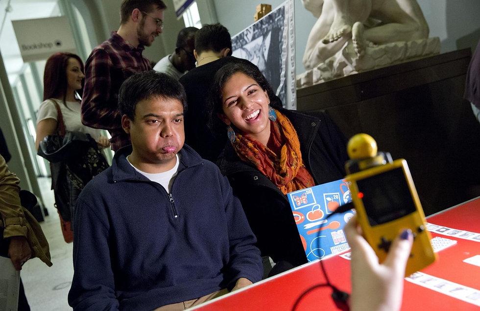 Gameboy Selfie nintendo camera printer