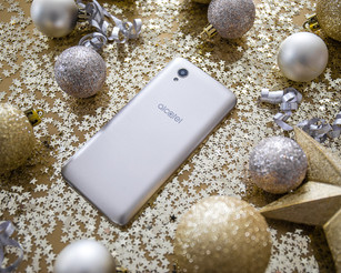 Alcatel Christmas by Romi Nicole Schneid