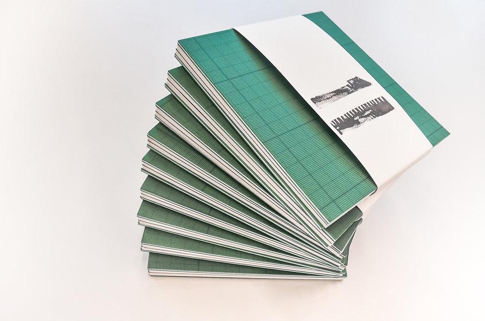 Cutting Mat Notebooks Design