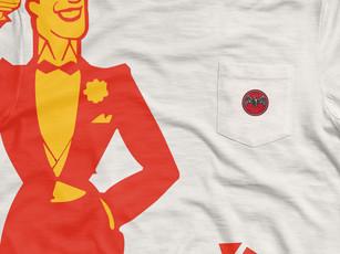Bacardi T-Shirt Design