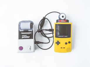 Gameboy Selfies