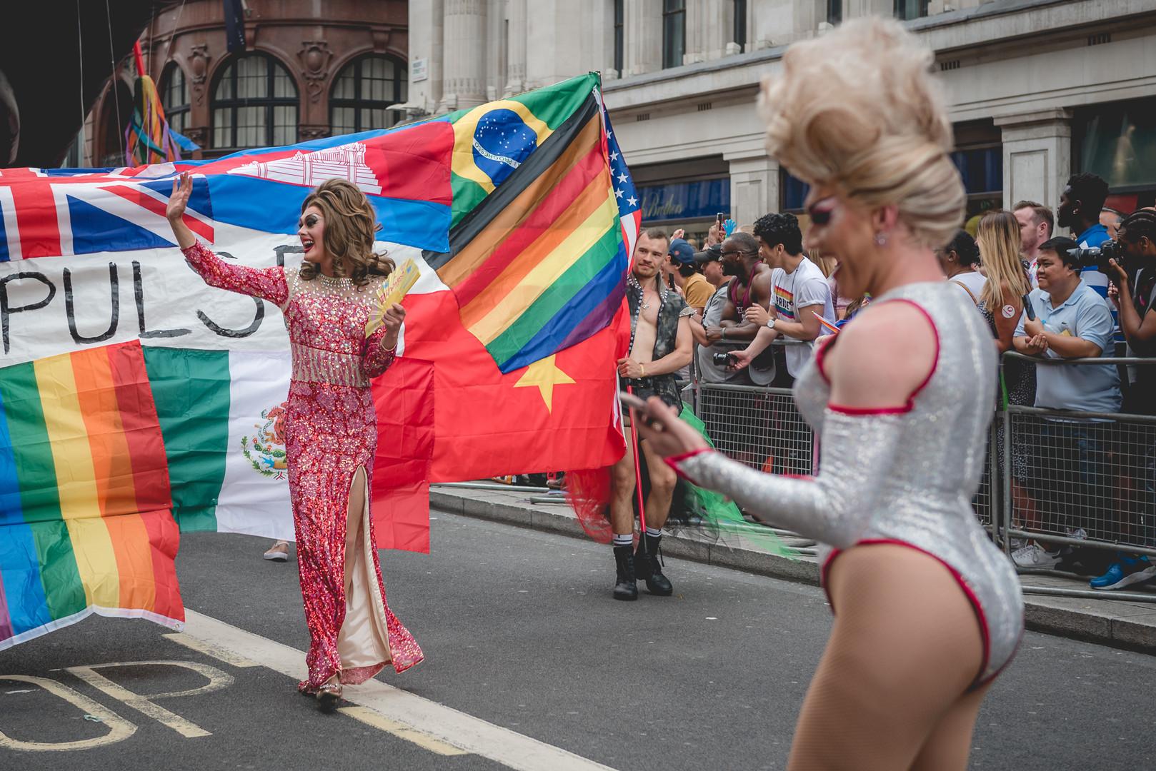 Pride London Romi Nicole Schneider
