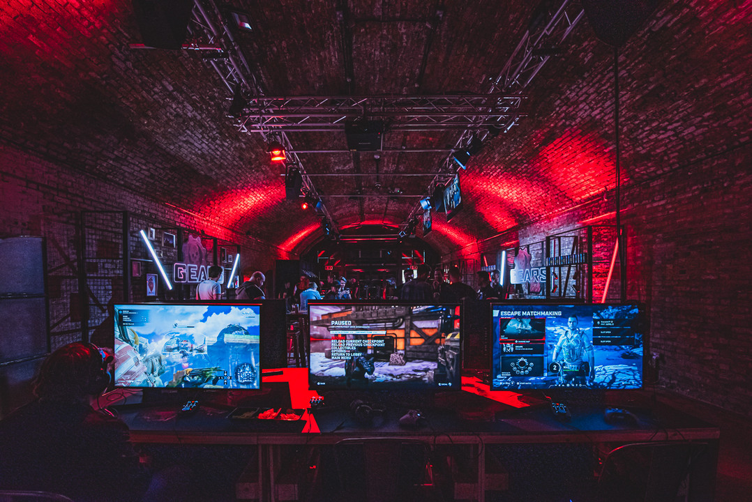 Gears 5 Event Photography