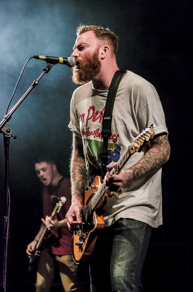 Four Year Strong Gig Photography Romi Ni