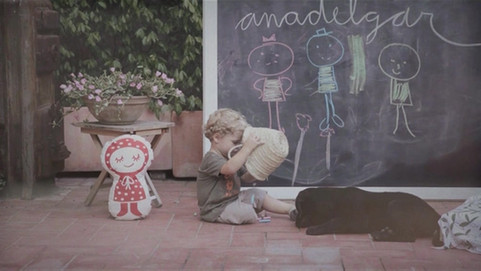 Vídeo promocional Ana Delgar