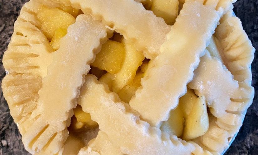 Mini HoneyCrisp Apple
