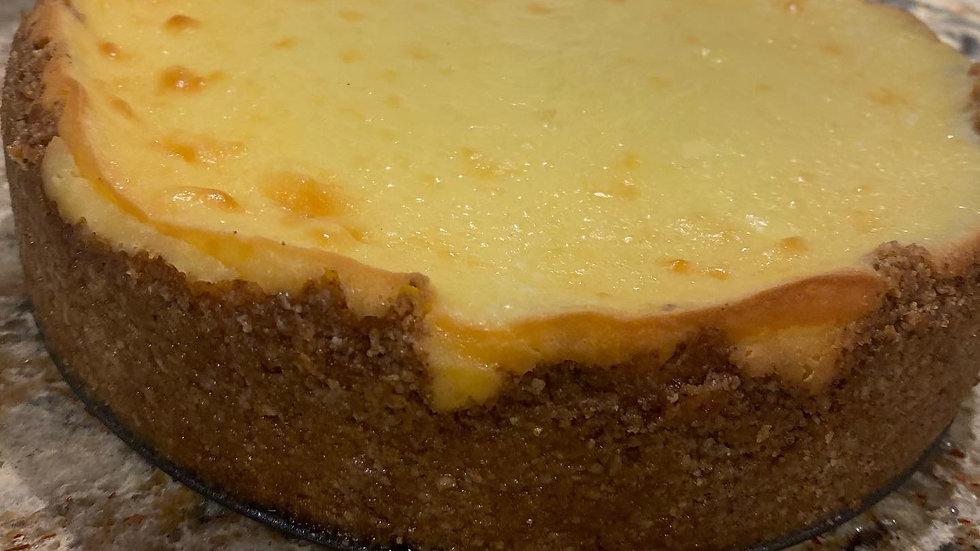 New York Style Cheesecake 7 inch