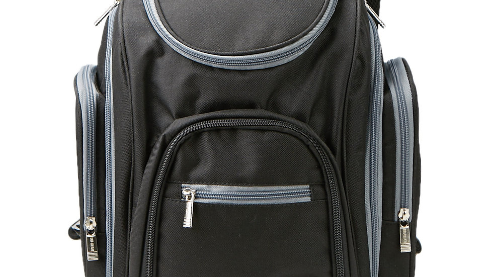 BabyBoom Gear Places and Spaces Back Pack Diaper Bag