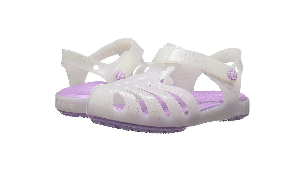Crocs Kids' Girls Isabella Sandal White