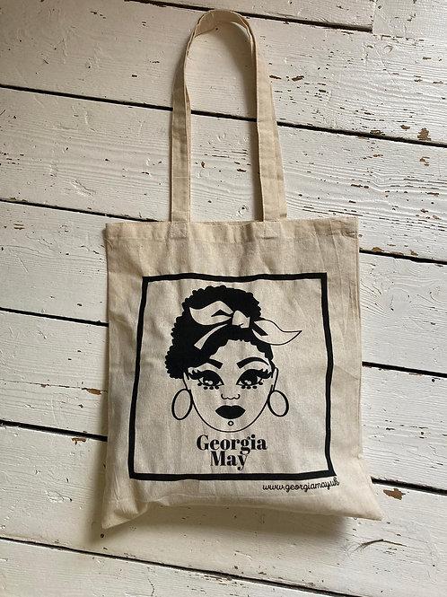 Georgia May Tote Bags