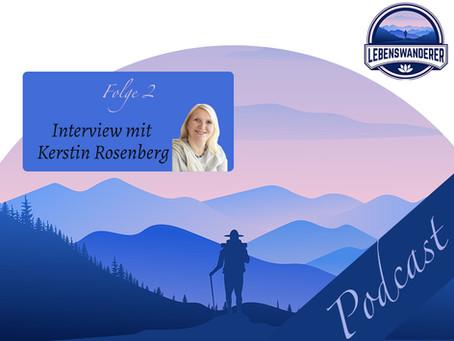 Podcast: Interview mit Kerstin Rosenberg