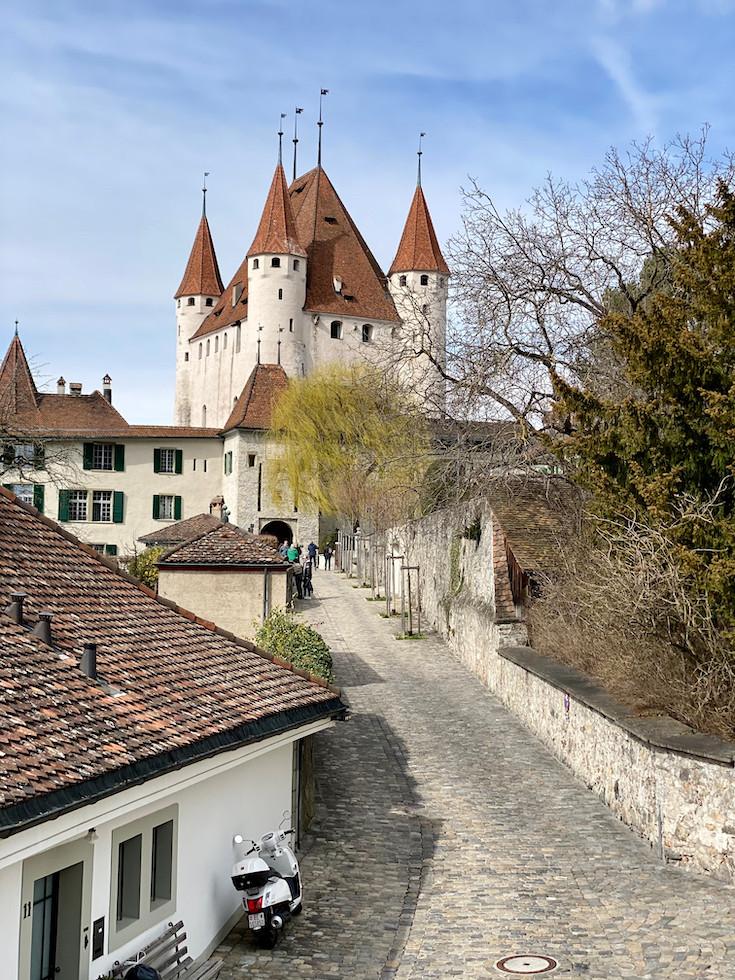 Schloss Thun (Schweiz)