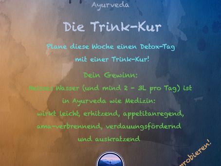 Tipp 14/2021 - Trinkkur