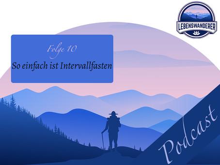 Podcast: So einfach ist Intervallfasten